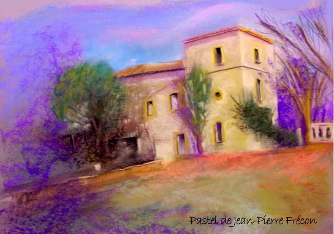 17 Mars 2011  Pastel de Jean-Pierre